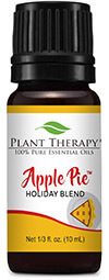 Plant Therapy Holiday Apple Pie