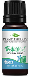 Plant Therapy Holiday Frosted Mint