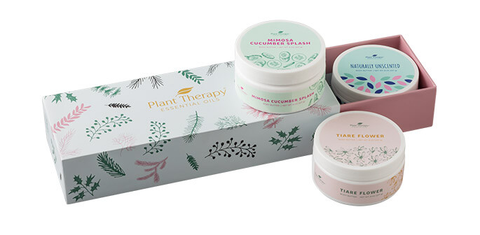 Body Butters Set