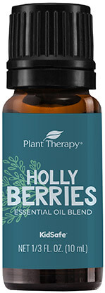 Holly Berries Essential Oil Blend