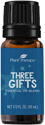 Three Gifts Essential Oil Blend