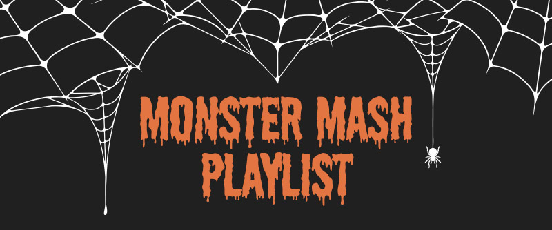 Monster Mash Playlist