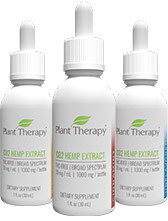 Plant Therapy 100 mg Bottle