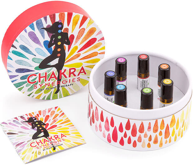 Chakra 10 mL Roll-On Set