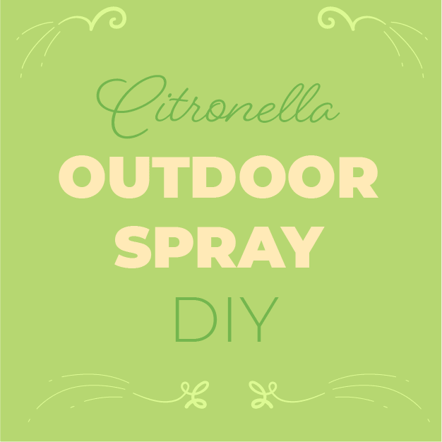 Citronella Outdoor Spray