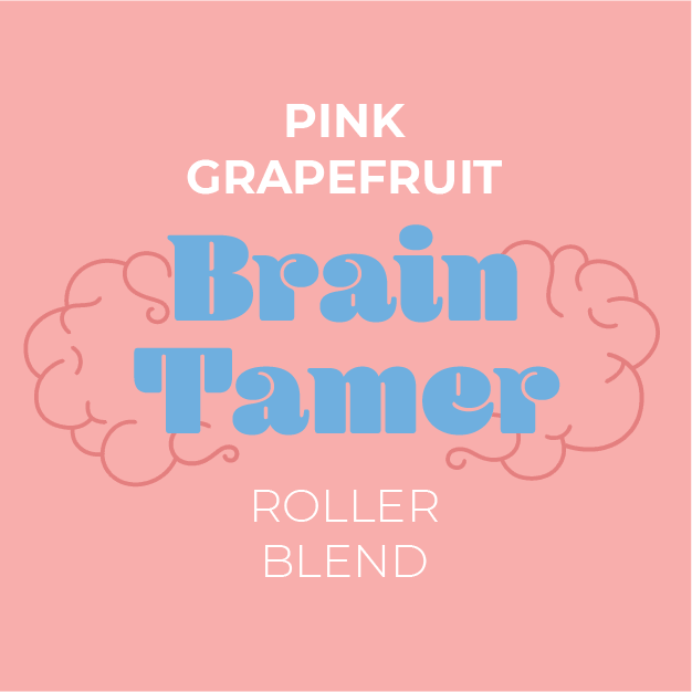 Pink Grapefruit Brain Tamer