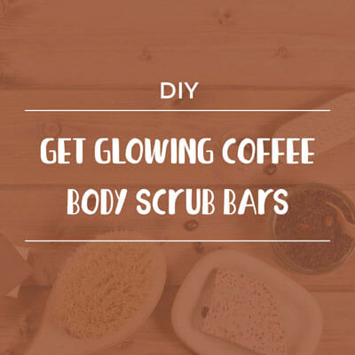 Coffee Body Scrub Bar