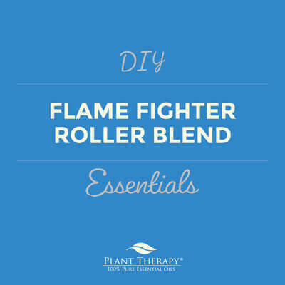 Flame Fighter Roller Blend
