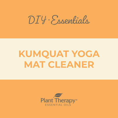 Kumquat Yoga Mat Cleaner