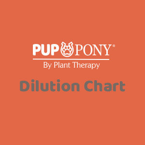 Pup & Pony Dilution Chart