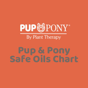 Pup & Pony Safe Oils List