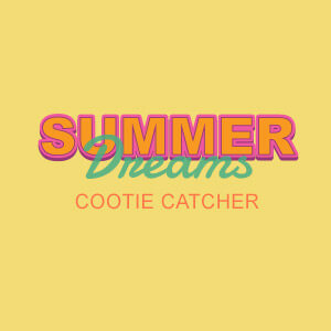 Summer Dreams Cootie Catcher