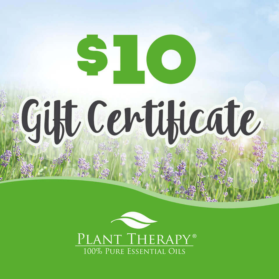 Gift certificate essential oils plant therapy 1betcityfo Gallery