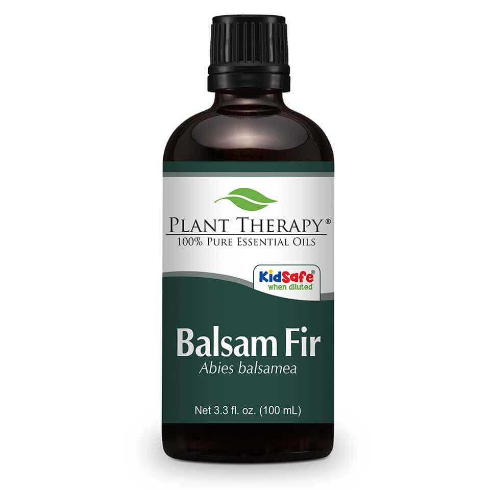 Balsam Fir Essential Oil 100 mL Balsam Fir oil is steam distilled from the needles of Balsam Fir trees. It has a distinctively  woodsy aroma that conjures up the scent of the great outdoors as well as the winter holiday season.  While Balsam Fir makes a wonderful addition to holiday blends, it also has many year-round uses.   With an uplifting yet soothing effect, Balsam Fir is an excellent oil for calming muscles and joints after a long day or intense workout.  When diffused or applied topically to the chest, this oil can help support a healthy respiratory system. Additionally,  Balsam Fir is cherished by many for its emotional balancing effects.