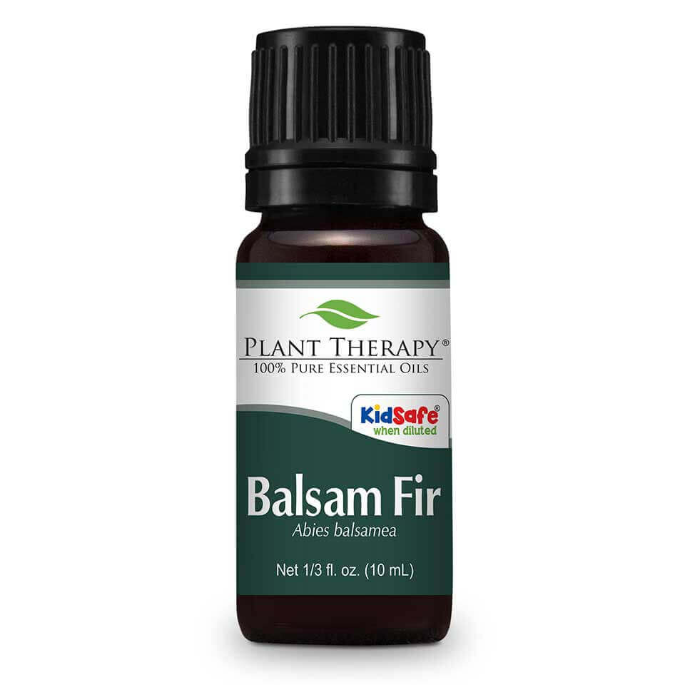 Balsam Fir Essential Oil 10 mL Balsam Fir oil is steam distilled from the needles of Balsam Fir trees. It has a distinctively  woodsy aroma that conjures up the scent of the great outdoors as well as the winter holiday season.  While Balsam Fir makes a wonderful addition to holiday blends, it also has many year-round uses.   With an uplifting yet soothing effect, Balsam Fir is an excellent oil for calming muscles and joints after a long day or intense workout.  When diffused or applied topically to the chest, this oil can help support a healthy respiratory system. Additionally,  Balsam Fir is cherished by many for its emotional balancing effects.