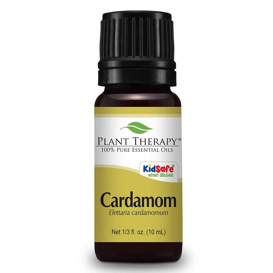 Cardamom Essential Oil 10 mL