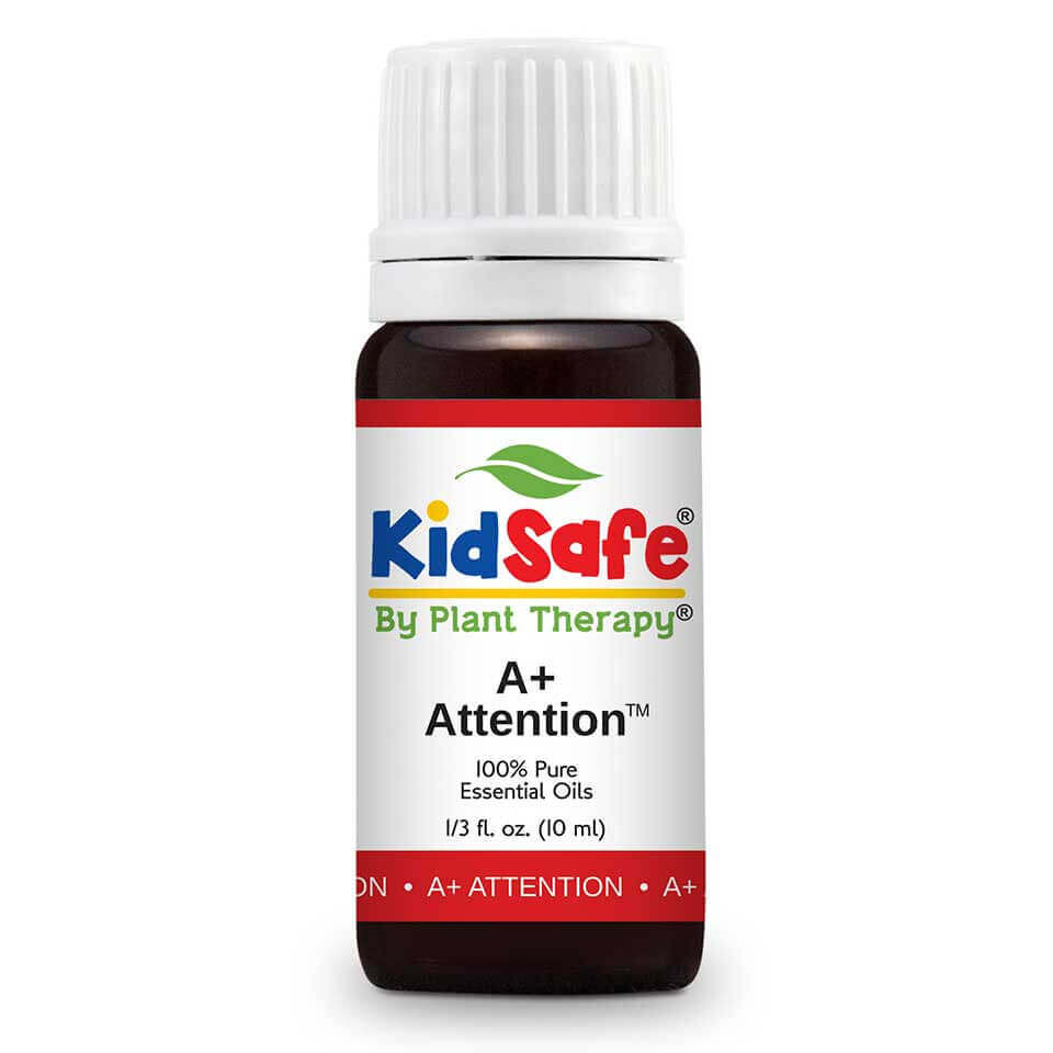 Kidsafe Essential Oil Blends Plant Therapy Pure Oils Aroma Terapi A Attention