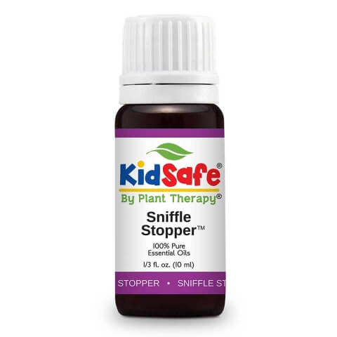 Sniffle Stopper Kidsafe Oil Essential Oils For Kids