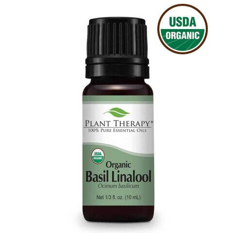 USDA Certified Organic Essential Oils - All Natural
