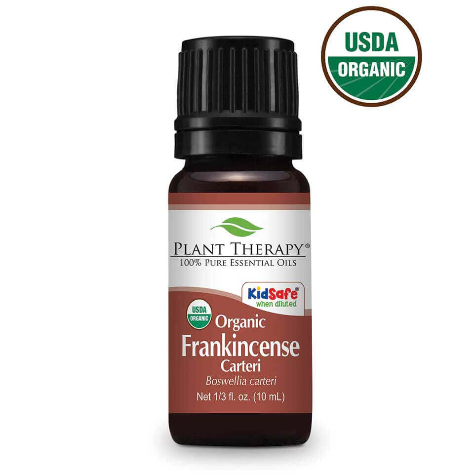Frankincense Carteri Organic Essential Oil 10 mL