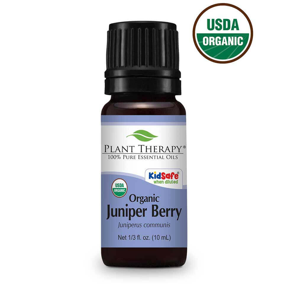 Juniper Berry Organic Essential Oil 10 mL Organic Juniper Berry essential oil is an incredible oil with a very distinct scent and is a natural purifier.  The sharp, green, woody, conifer scent can help soothe nervous tension and is ideal for personal meditation when  added to a diffuser or personal inhaler. When applied topically, it can produce a warming sensation making it a  great choice to use on achy muscles after a strenuous workout. Use it after a long day on your feet in a foot  bath for a refreshing treat to your feet. Whether being diffused or applied topically, Organic Juniper Berry  essential oil is a favorite amongst oil users for its amazing smell and therapeutic properties.