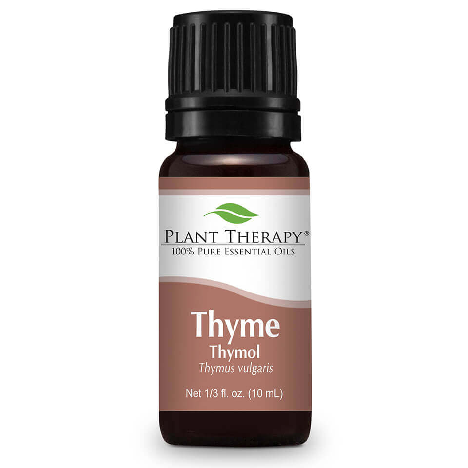 Thyme Thymol Essential Oil 10 mL