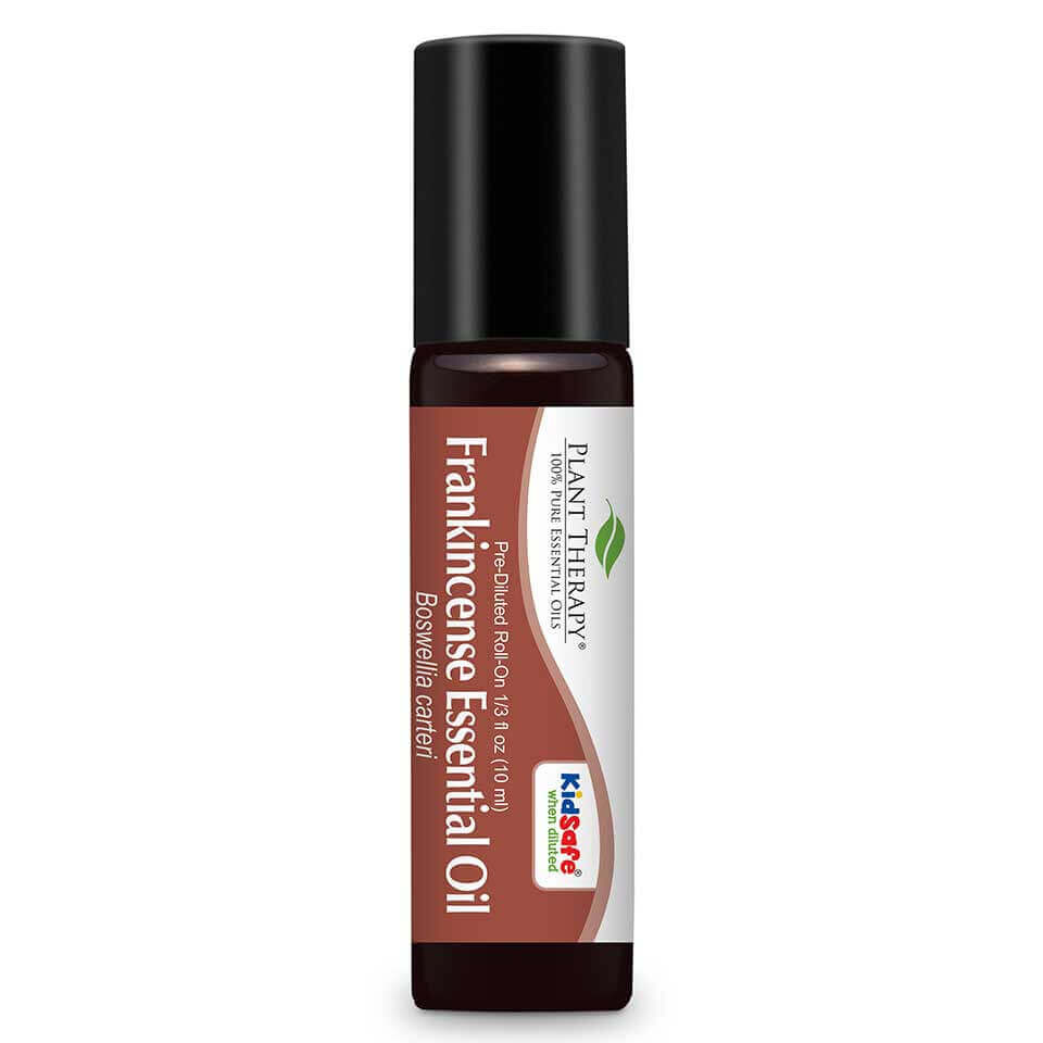 Frankincense Carteri Pre-Diluted Essential Oil Roll-On 10 mL