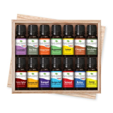 Essential Oil Sets - Starter Kits and Diffuser Sets