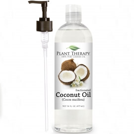 Coconut (Fractionated) Carrier Oil FCO