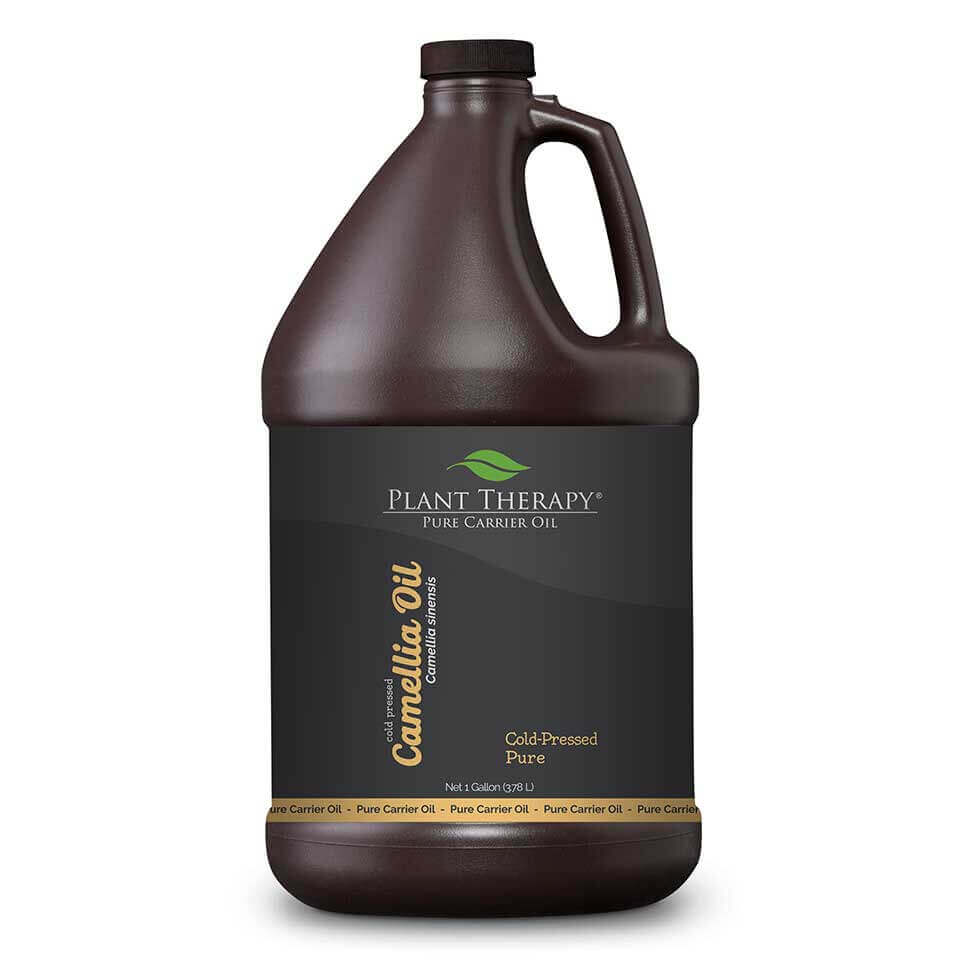 Camellia Seed Carrier Oil 1 Gal