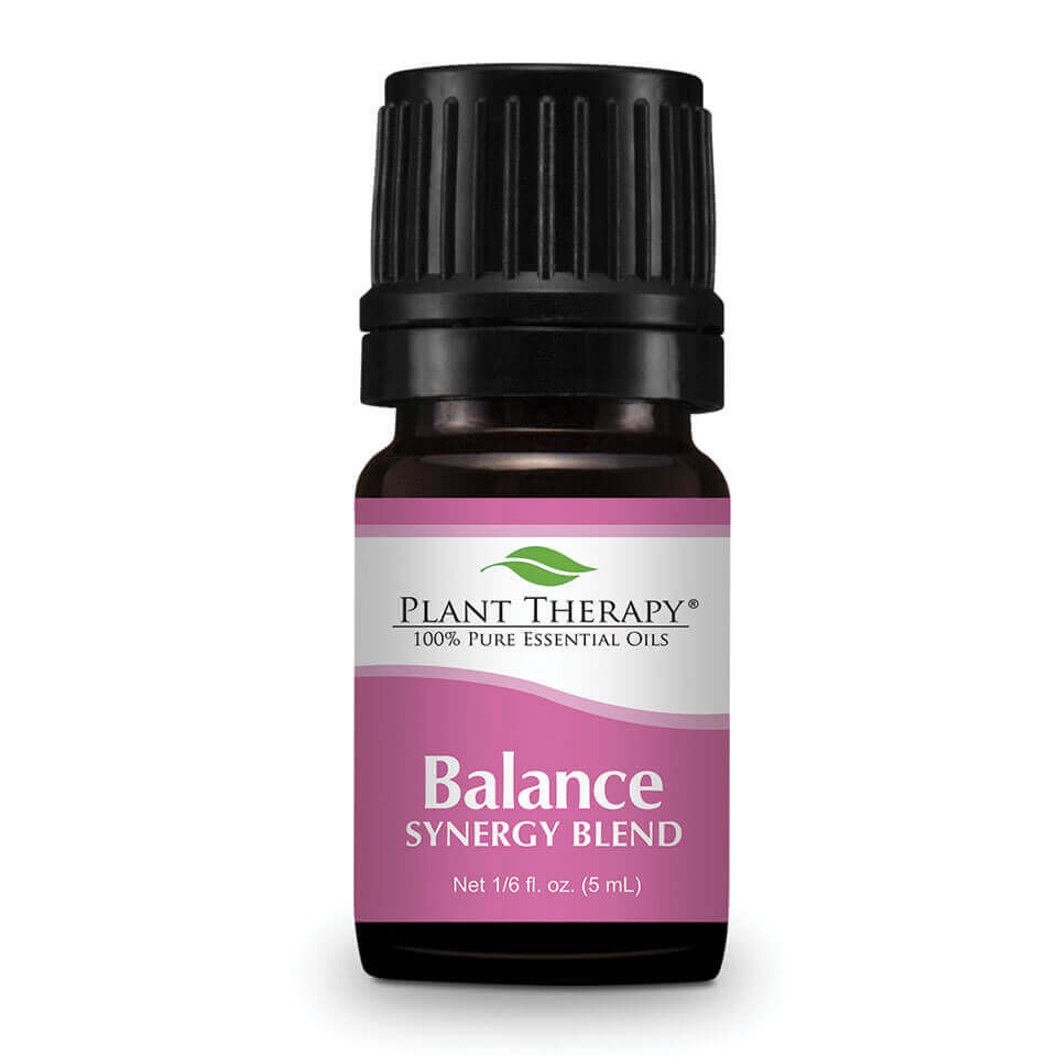 Balance Synergy Essential Oil Blend (For Women) 5 mL - balance your hormones naturally