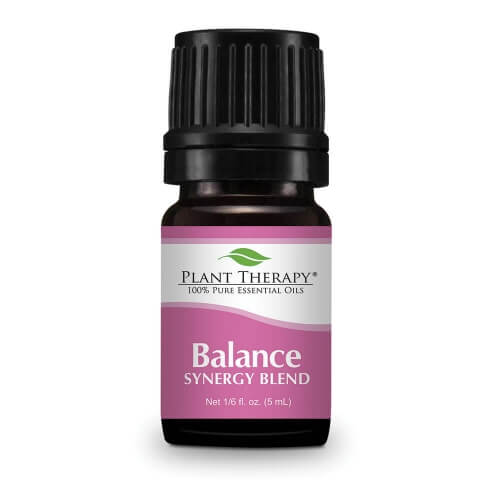 Balance Synergy Essential Oil Blend (For Women) 5 mL
