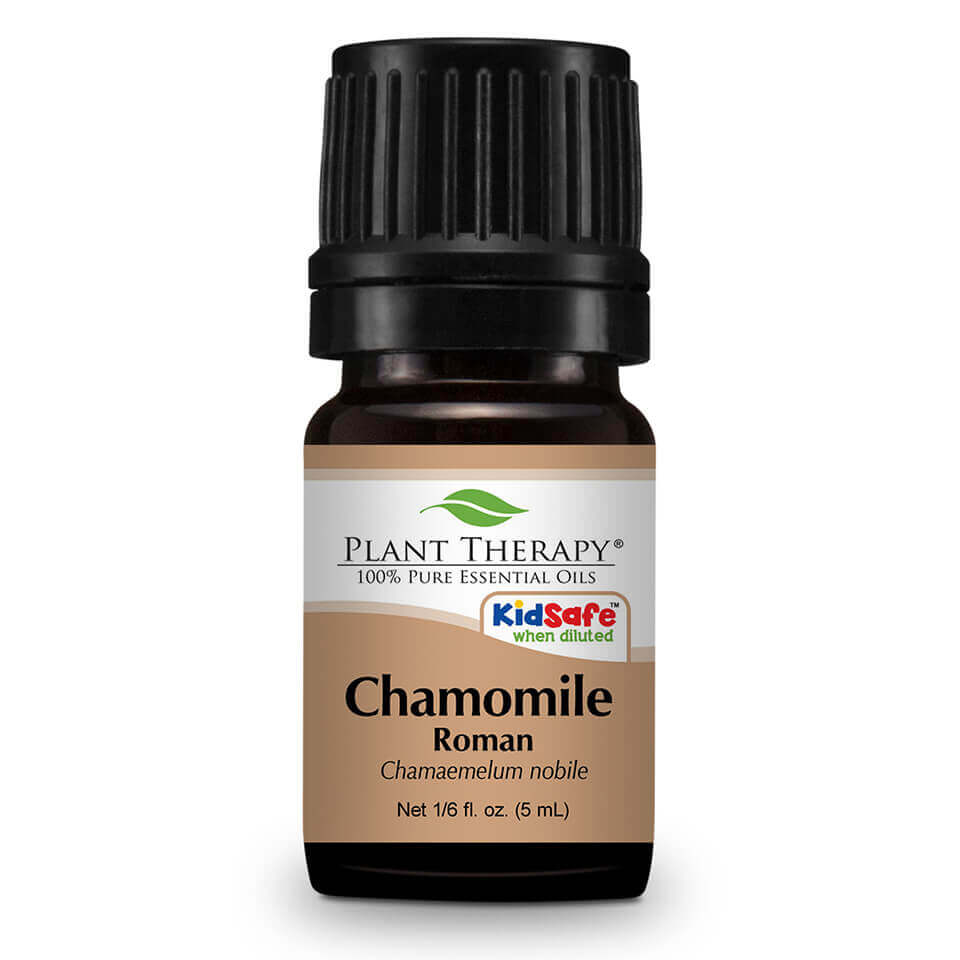 Chamomile Roman Essential Oil 5 mL