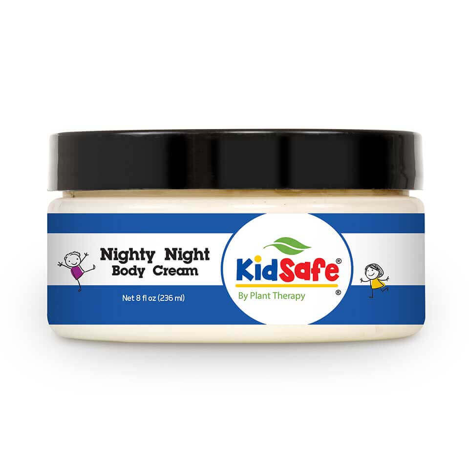 Nighty Night Body Cream 8 oz