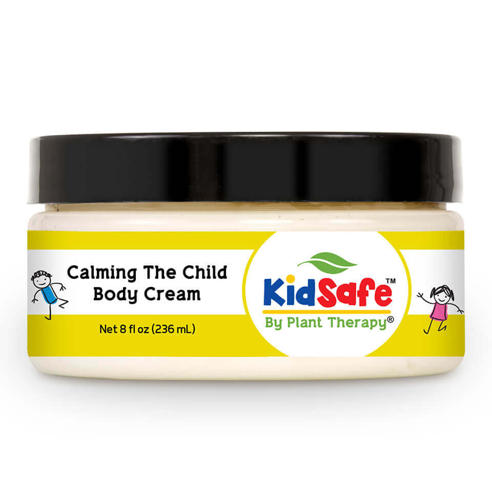 Calming The Child KidSafe Body Cream 8 oz