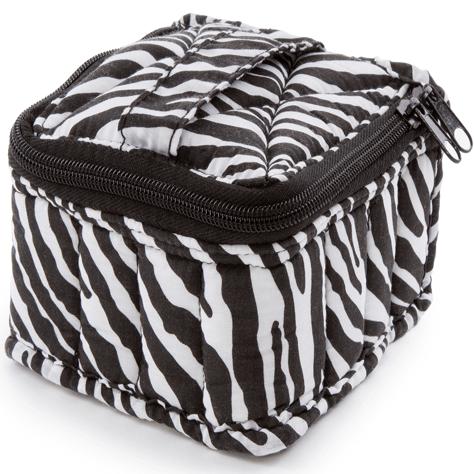 Soft Essential Oils Carrying Cases 16 Bottle (Zebra)