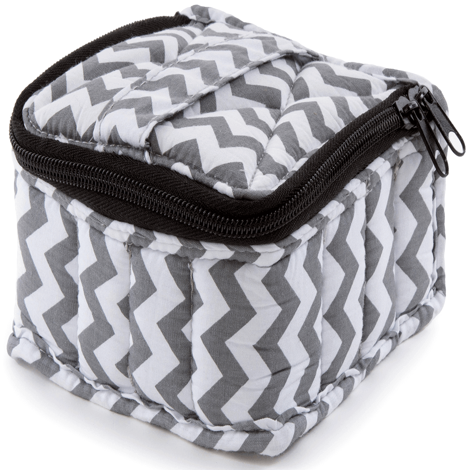 Soft Essential Oils Carrying Cases 16 Bottle (Chevron)