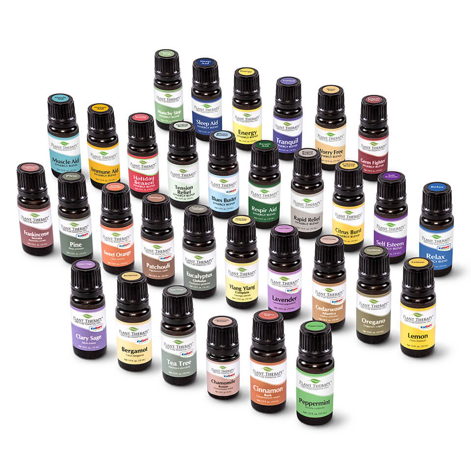 Top 32 Essential Oil Set: Essential Oils | Plant Therapy
