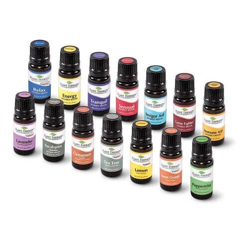 7 & 7 Essential Oil Set