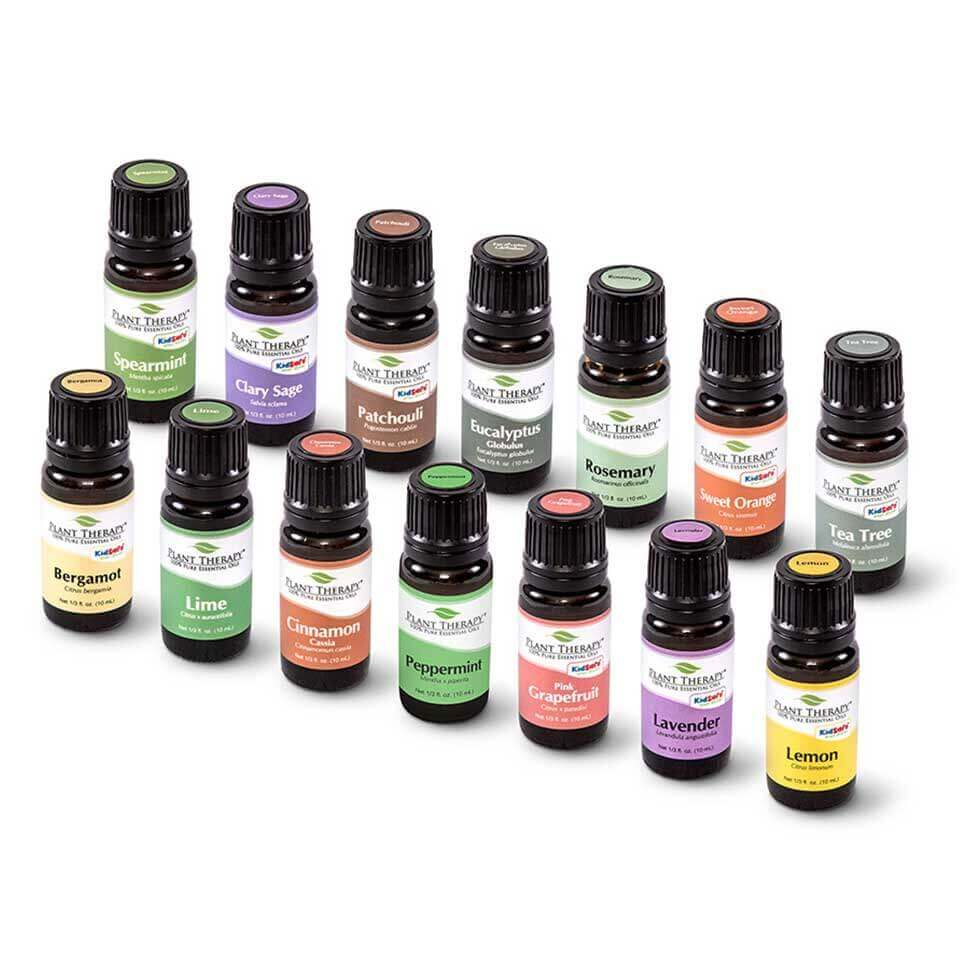 essential oils singles organic pre diluted roll ons