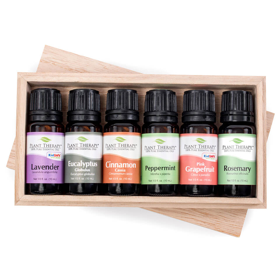 Essential Oil Gift Set #2