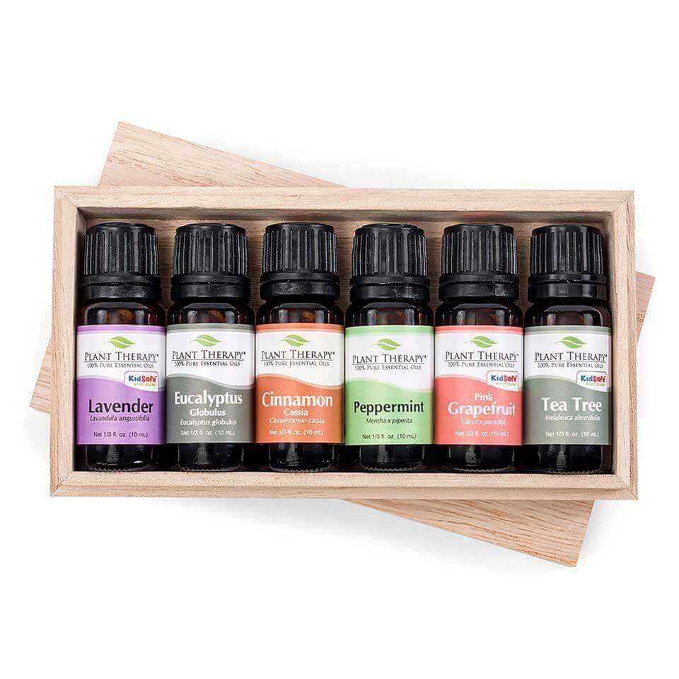 Essential Oil Gift Set #3
