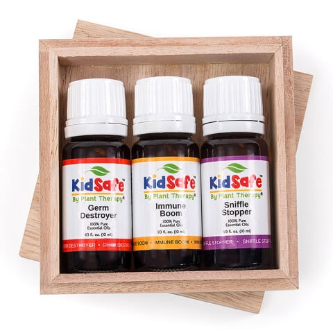 We know how tough seasonal threats can be on little children and families and we know how tough it can be getting started with essential oils. That is why we created our KidSafe Wellness Sampler Set. Including our three most used KidSafe synergies for seasonal threats, this set will help you be ready for anything that might come your way. Check out our KidSafe Wellness Set for more of our favorite KidSafe oils to help with seasonal threats!