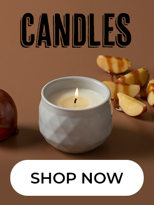 Fall Candles - Shop Now