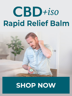 CBD Rapid Relief Balm