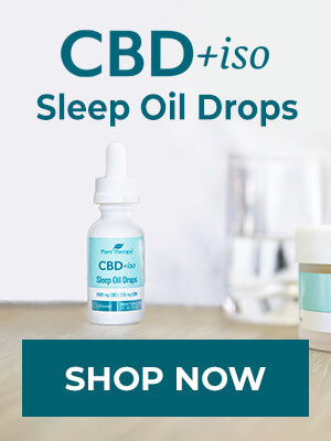 CBD Sleep Oil Drops