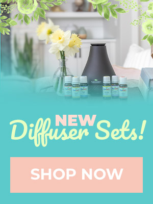 New Diffuser Sets! Shop Now