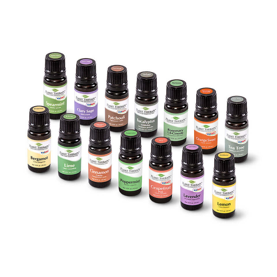 Top 14 essential oils from Plant Therapy