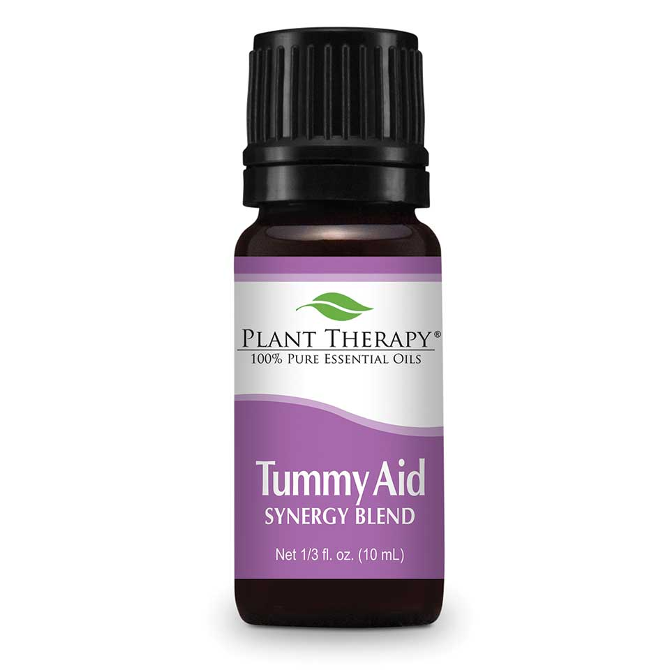Tummy Aid Synergy Essential Oil 10 mL