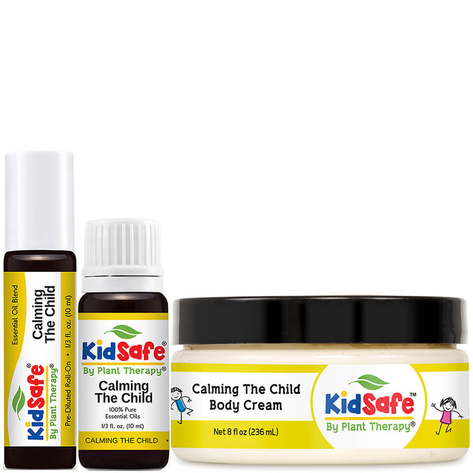 Calming the Anxious Child with Essential Oils 6